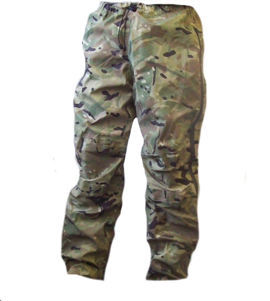 5a0cbcca821b0 MTP Camo PCS Lightweight Goretex Waterproof Trousers - Strikeforce ...