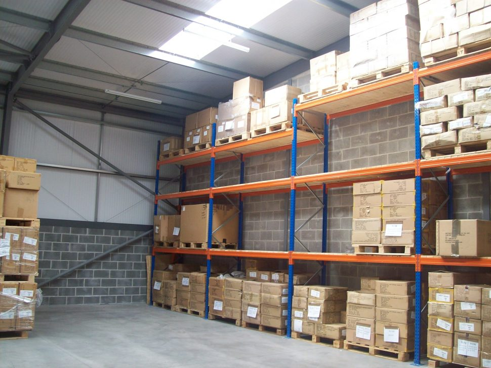 Strikeforce Warehouse